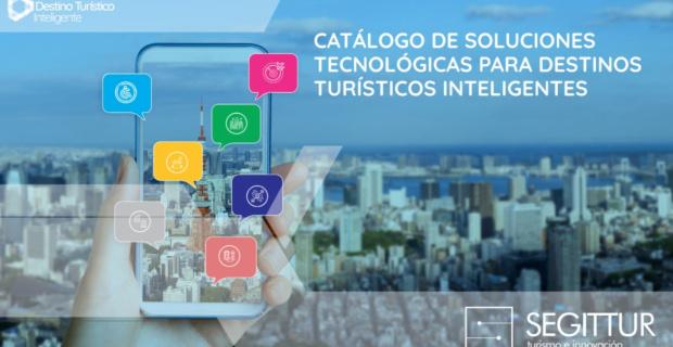 Anova participa en el Catálogo de Soluciones Tecnológicas para Destinos Turísticos Inteligentes elaborado por SEGITTUR