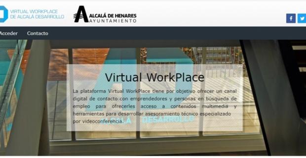 Anova colabora con Alcalá Desarrollo en el desarrollo de la plataforma Virtual Workplace